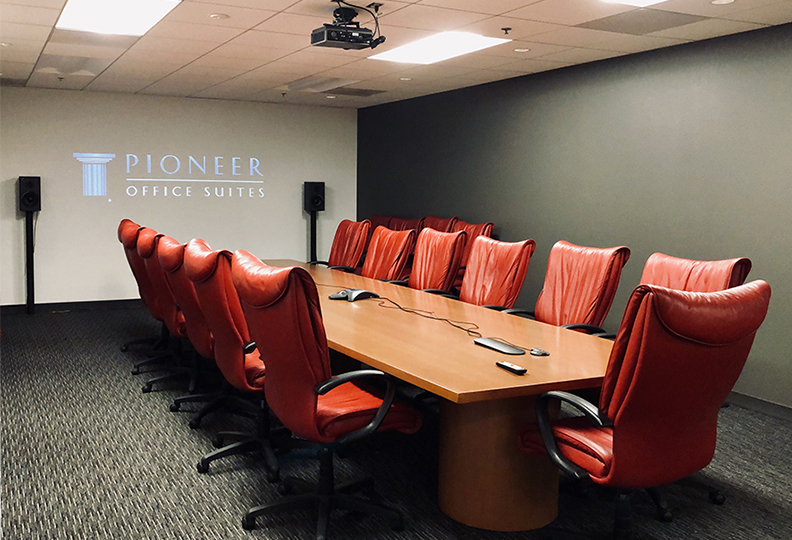 Conference Room Pioneer Office Suites